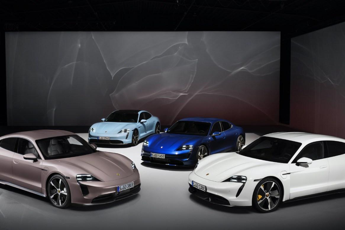"""El Porsche Taycan """"asequible"""" de propulsión trasera ya está disponible: ¿Cuánto cuesta?"""
