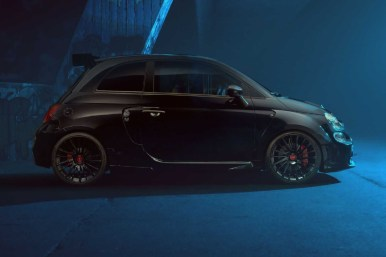 POGEA RACING Fiat Abarth 595 HÉRCULES