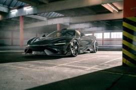 El McLaren 765LT tiene 855 CV y 898 Nm de par: ¡Espectacular!