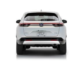 Honda HR-V e:HEV 2021: Únicamente disponible con motores híbridos