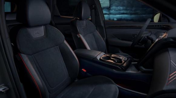 Hyundai Tucson N Line 2021: El nuevo SUV estrena acabado deportivo
