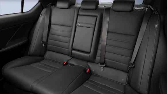 Lexus IS 500 F Sport Performance: V8, atmosférico y 478 CV