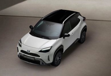 Toyota Yaris Cross Adventure: Un pequeño SUV híbrido que apunta maneras