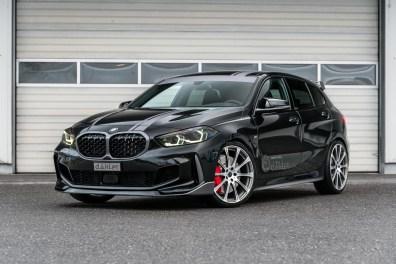 313 CV para el BMW 128ti gracias a Dähler