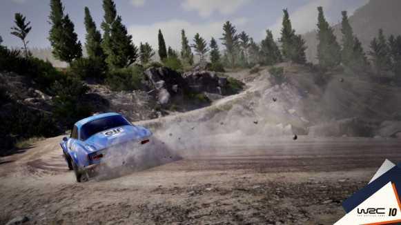 WRC 10 llegará en Septiembre: Primer tráiler oficial del juego