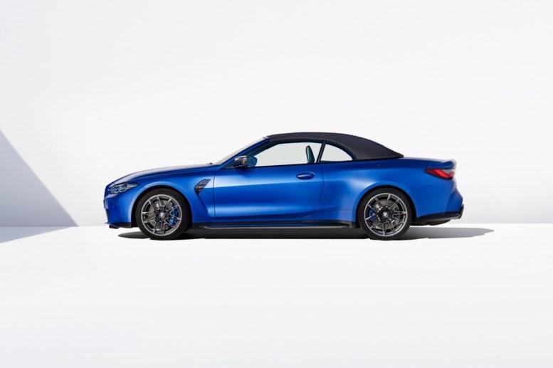 BMW M4 Competition Cabrio: 510 CV para despeinarte sin preocupaciones