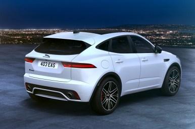 Jaguar E-Pace R-Dynamic Black: Una estética más llamativa y más tecnología