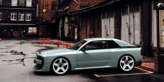 E-Legend EL1: Un Audi Sport Quattro S1 100% eléctrico y con 804 CV