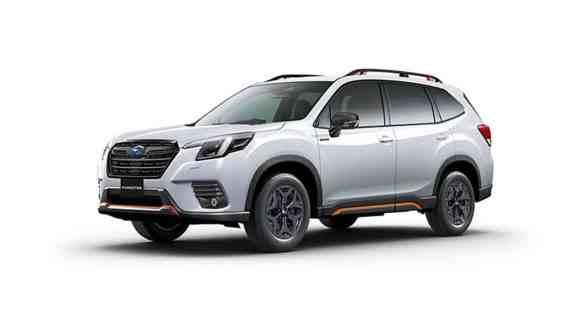 Subaru Forester 2022: Así luce el lavado de cara