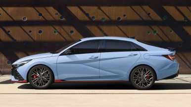 Hyundai Elantra N: 280 CV con una estética poco discreta