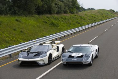 Ford GT Heritage Edition 2021: Donde todo comenzó