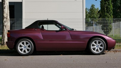 Este BMW Z1 de 1991 con 16 kilómetros sale a subasta y ahora puede ser tuyo