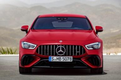 Mercedes-AMG GT63 S E Performance 4 puertas: El híbrido enchufable de 843 CV ya es oficial