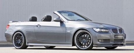 BMW Serie 3 Cabrio Hamman
