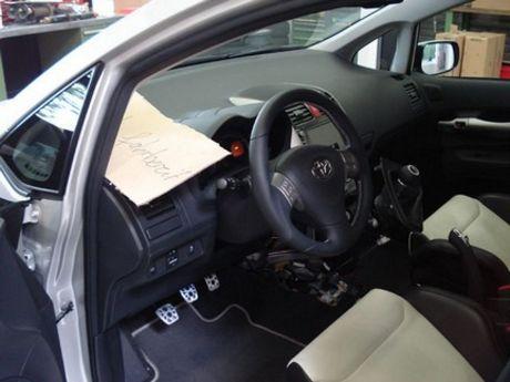 Toyota Auris deportivo