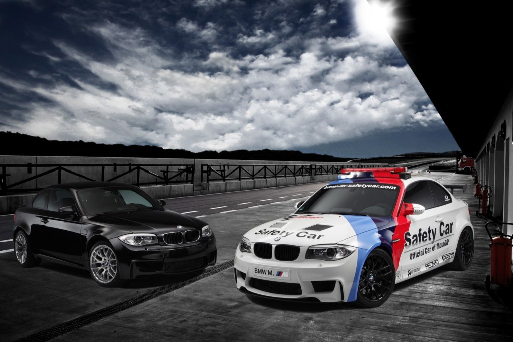 BMW Serie 1 M Coup Safety Car
