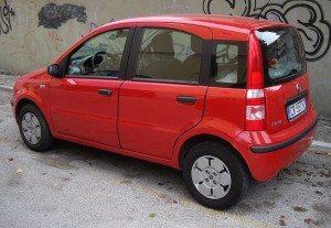 Fiat Panda GPL 00