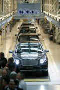 First Bentley Bentayga rolls off the production line (FILEminimizer)