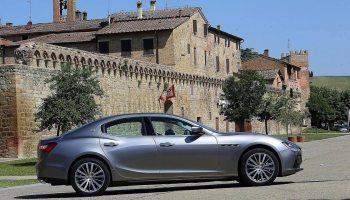 Maserati Ghibli 12