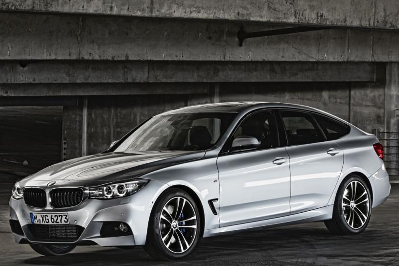 BMW SERIE 3 GT-immagine