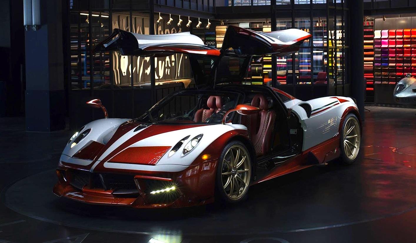 Pagani Huayra Lampo, svelato l'ultimo lavoro di Garage Italia Customs