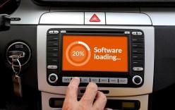 Auto software dowload