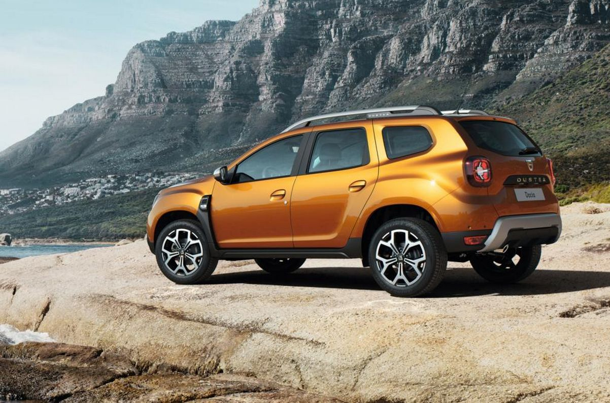 dacia duster il suv low cost si rinnova motorage new generation. Black Bedroom Furniture Sets. Home Design Ideas