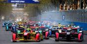 Formula E start e-Prix