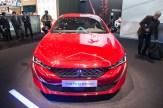 Peugeot 508 a Ginevra