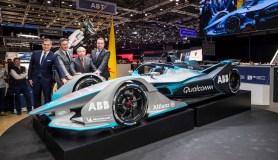 Nuove auto Formula E