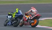 Contatto Rossi/Marquez