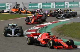 Shangai GP F1