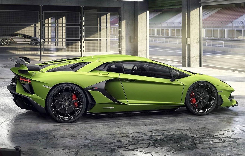 Lamborghini Aventador Svj Ecco La Regina Del Ring
