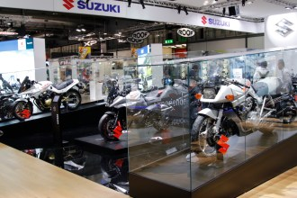 Suzuki Katana Eicma