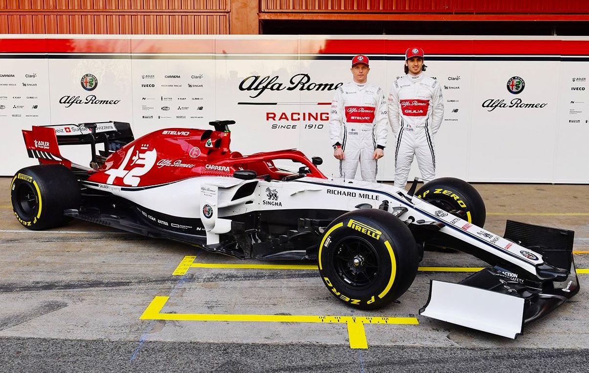 Formula 1, Adler partner ufficiale di Alfa Romeo Racing