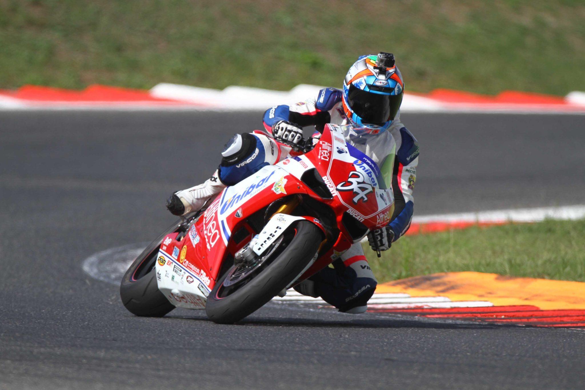 Circuito Vallelunga : Civ civ sorprese per le pole provvisorie di vallelunga
