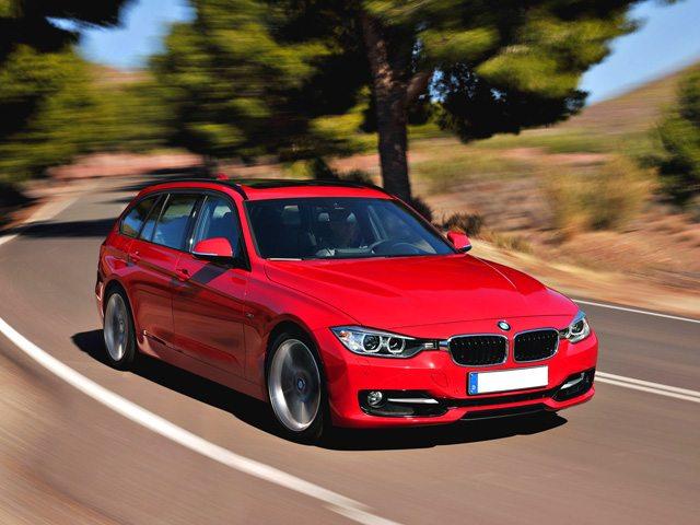 BMW SERIE 3 STATION-immagine