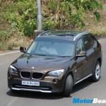 Bmw X1 Diesel Test Drive Review