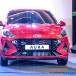 2020 Hyundai Aura First Look Video Hindi Motorbeam