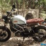 Cafe Nomads Turn Ktm Duke 200 Into A Scrambler