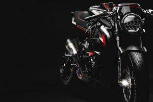 MV Agusta Dragster Blackout