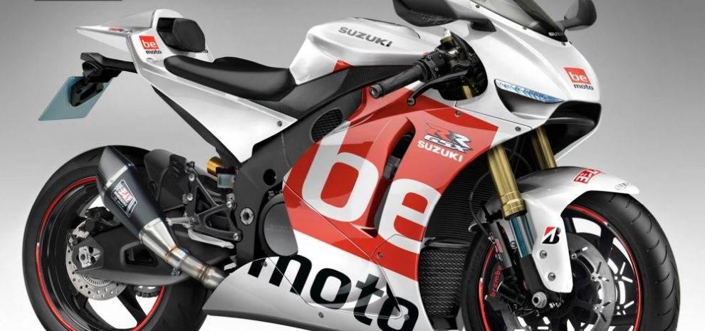 ▷ Suzuki Prepares a New GSX-R 750 for 2019   Motorbike Fans
