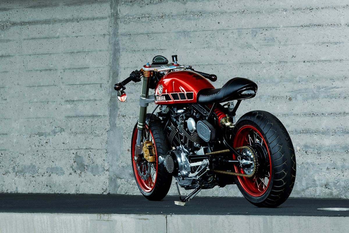 Cafe Racer Headlight Ducati Monster