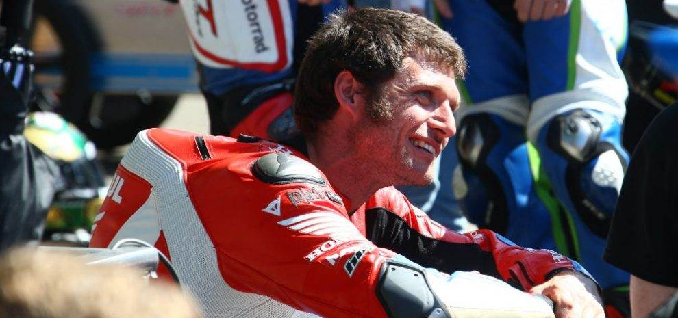 Guy Martin is Out of Ulster GP