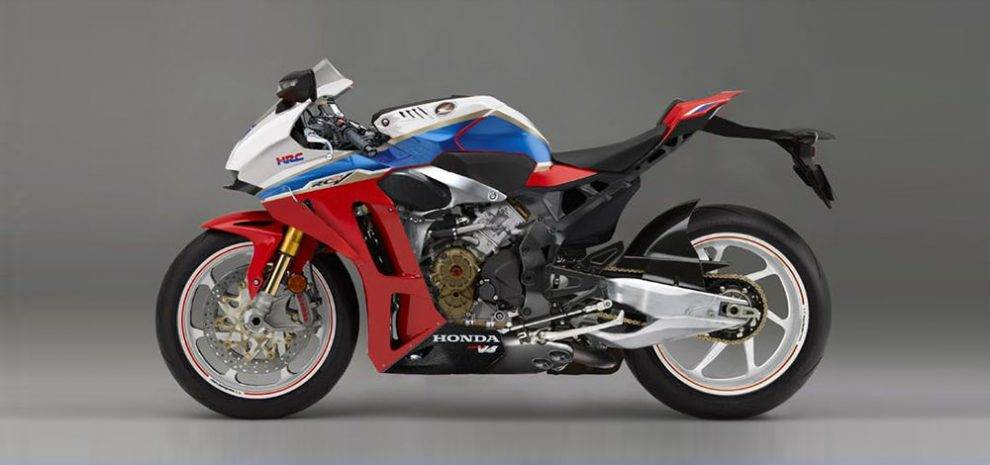 Honda Rvf1000r 2019 The Japanese Response To The