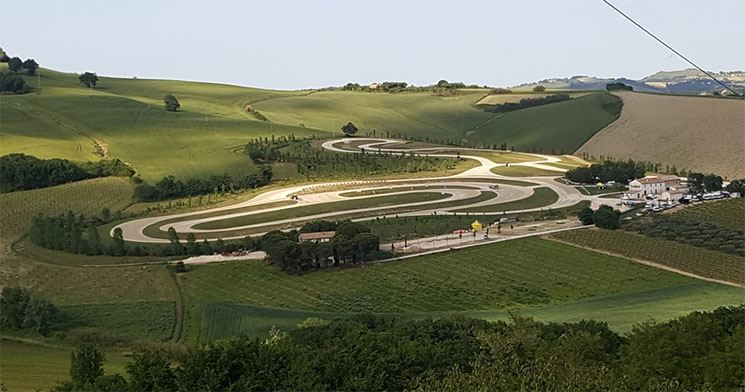 Valentino Rossi Tavullia