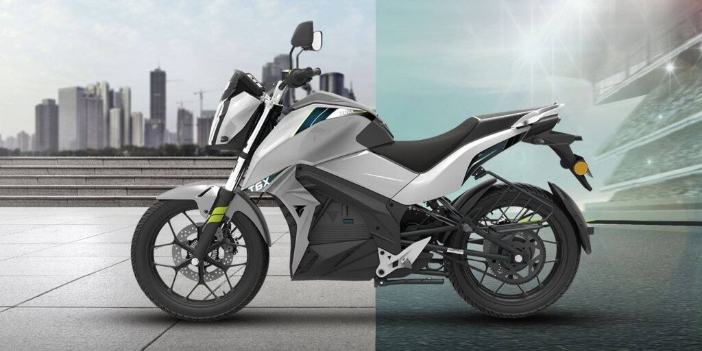 Tork TX6 electric motorcycle