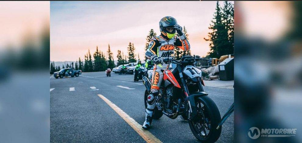 KTM 790 Duke Pikes Peak 2018