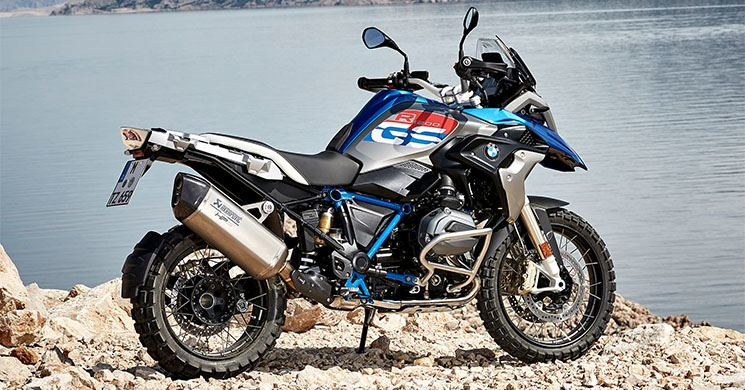 New Bmw R 1250 Gs 2019 More Power Motorbike Fans