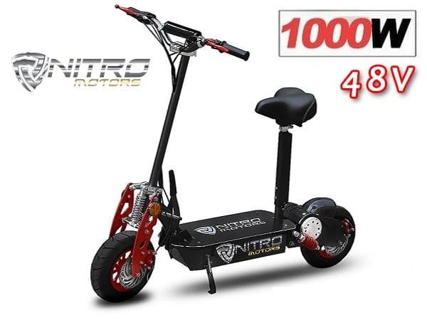 1171049 MONOPATTINO ELETTRICO TWISTER 1000W 48V